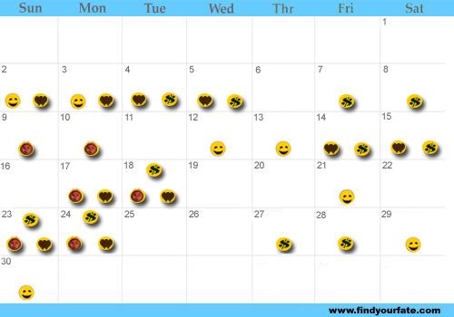 2006 Astrology Calendars For All Zodiac Signs Gemini