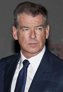 James Bond pierce brosnan taurus