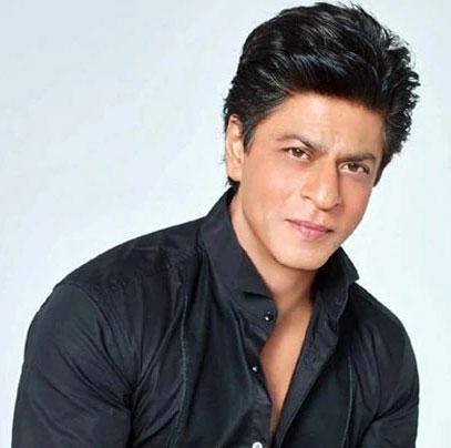 Shahrukh Khan indian Hindi film celebrity