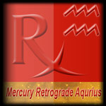 Mercury Retrograde Aquarius