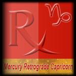 Mercury Retrograde in Capricorn