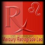 Mercury Retrograde in Leo