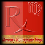 Mercury Retrograde in Virgo
