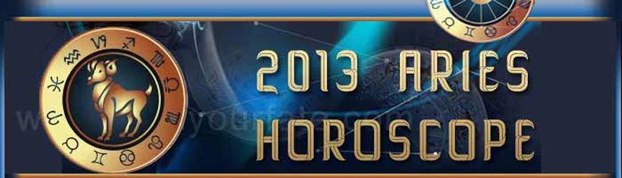 2013 Aries Horoscope