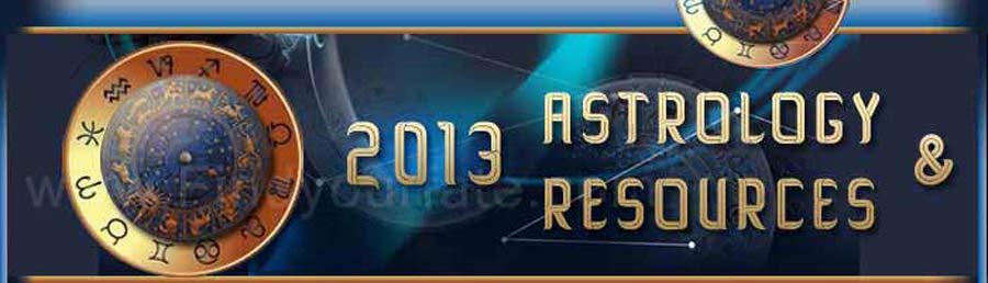 2013 Astrology