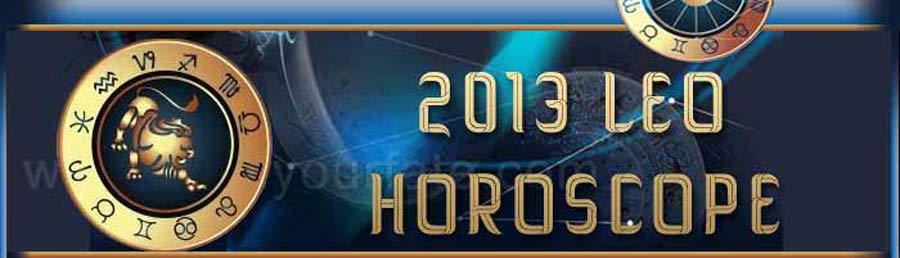 2013 Leo Horoscope