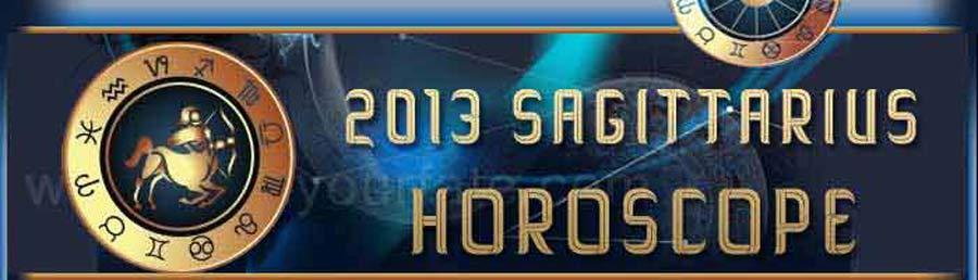 2013 sagittarius Horoscope
