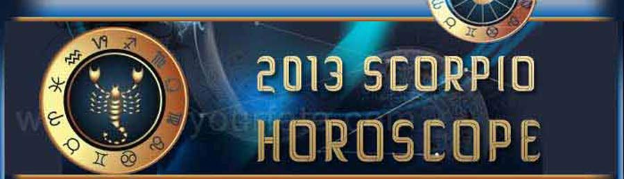 2013 Scorpio Horoscope