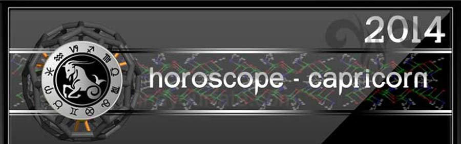 2014 Capricorn Horoscope