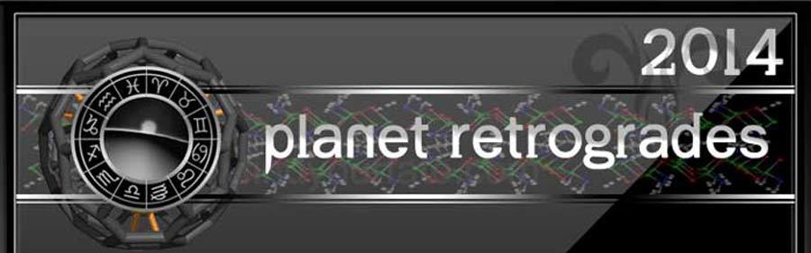 Home > 2014 Astrology :: 2014 Planet Retrogrades