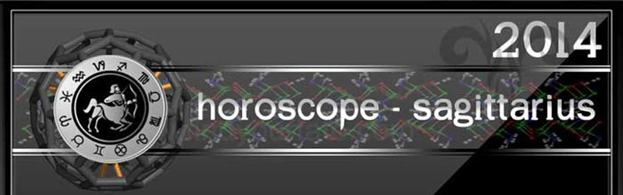 2014 Sagittarius Horoscope