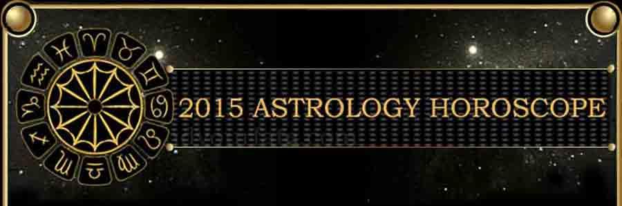 2015 Astrology