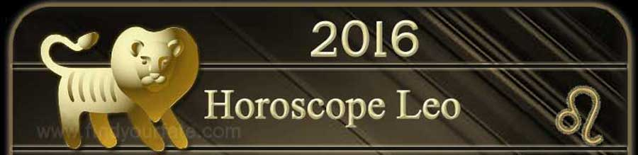 2016 Leo Horoscope