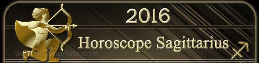2016 Sagittarius Horoscope