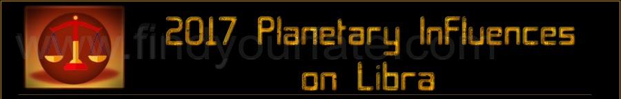 2017 Libra planetary influences