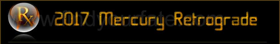 2017 Mercury Retrograde - June