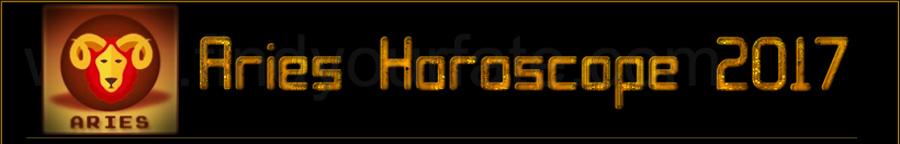 2017 Aries Horoscope