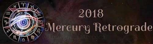 2018 Mercury Retrograde
