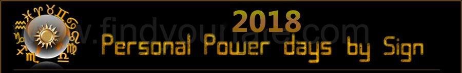 2018 Power Days