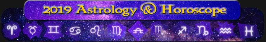 2019 Astrology