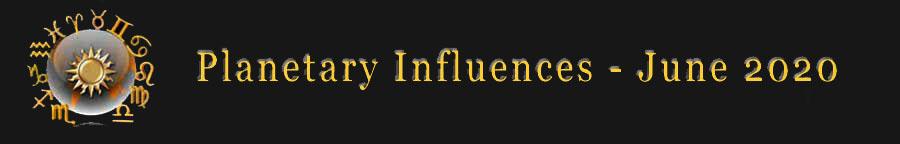 2020 Planet Influences