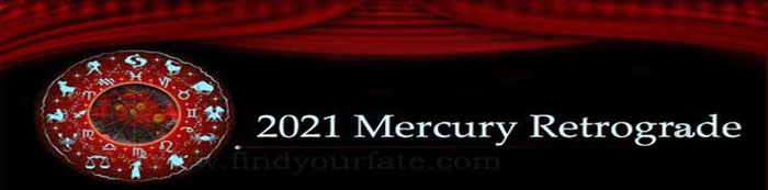 2021 Mercury Retrograde - June