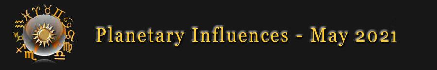 2021 Planet Influences