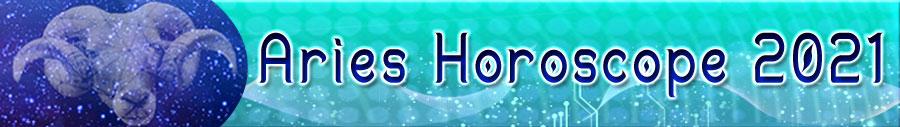 2021 Aries Horoscope