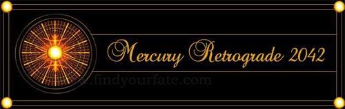 2042 Mercury Retrograde