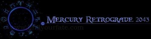 2043 Mercury Retrograde