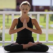 MENOPAUSE AND YOGA
