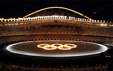 click to see live Olympic games 2004 at Athens
