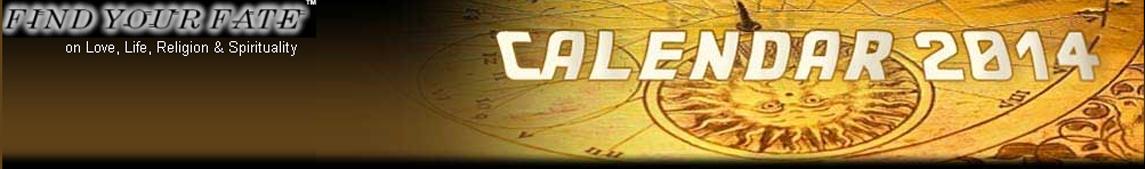 2014 Astrology Calendar