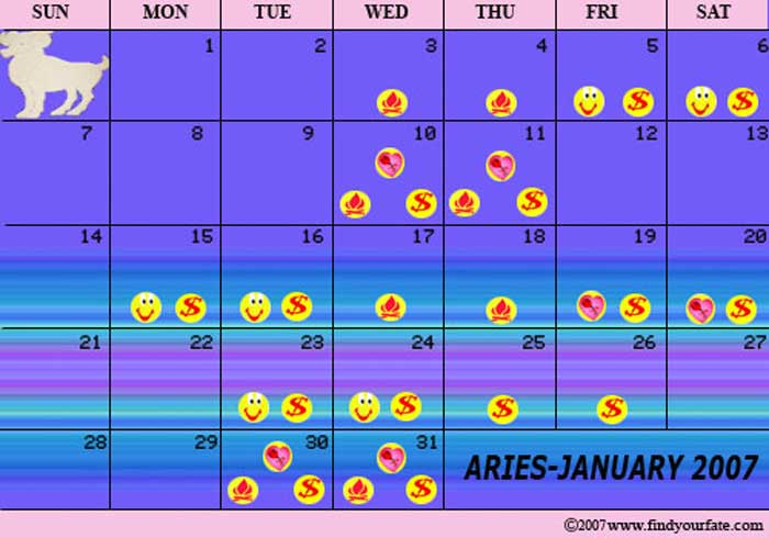 aries astrology january 13