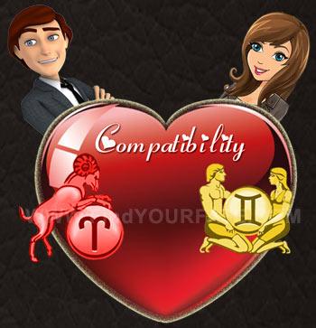 Aries Man-Gemini Woman Compatibility