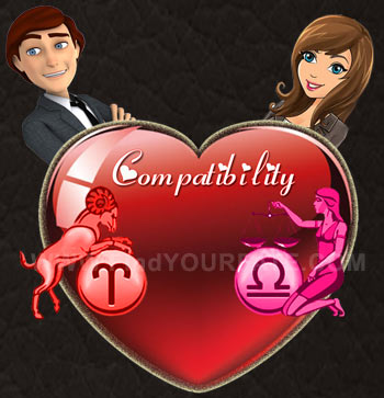 Aries Man-Libra Woman Compatibility