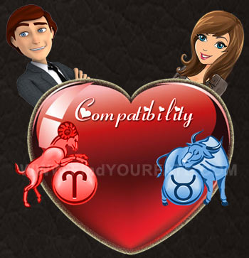 Aries Man-Taurus Woman Compatibility