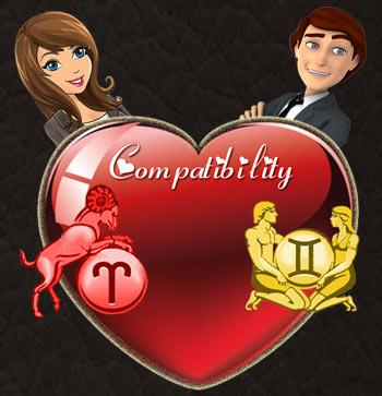 Aries Woman-Gemini Man Compatibility