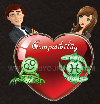 Cancer Man-Pisces Woman Compatibility
