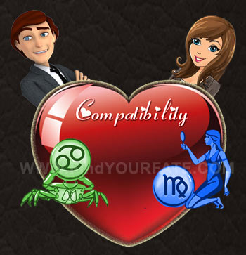 Cancer Man-Virgo Woman Compatibility