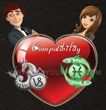 Capricorn man pisces woman marriage compatibility