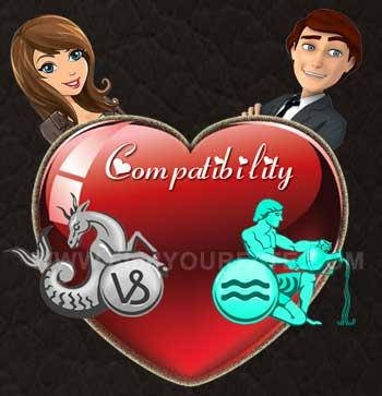 Capricorn Woman-Aquarius Man Compatibility