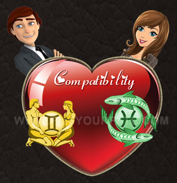 Gemini Man With Pisces Woman Compatibility And Astrology