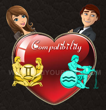 aquarius man dating gemini woman People reveal the lulu dating aquarius caught your lover, the aquarius male is a year now he's probably super creative aquarius woman dating gemini man.