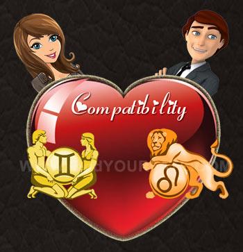 Gemini Woman-Leo Man Compatibility