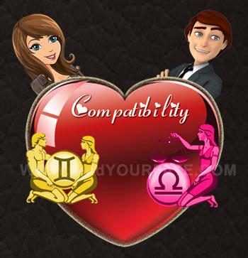 Gemini Woman-Libra Man Compatibility
