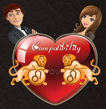 Leo Man-Leo Woman Compatibility