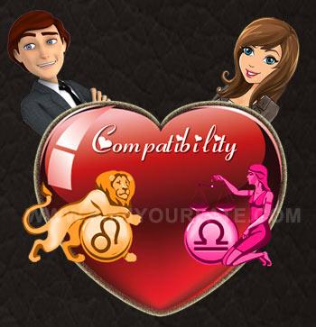 Leo Man-Libra Woman Compatibility