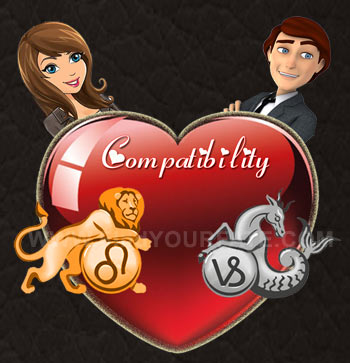 Leo Woman-Capricorn Man Compatibility