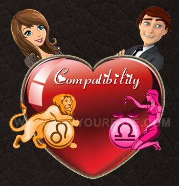 Leo Woman-Libra Man Compatibility